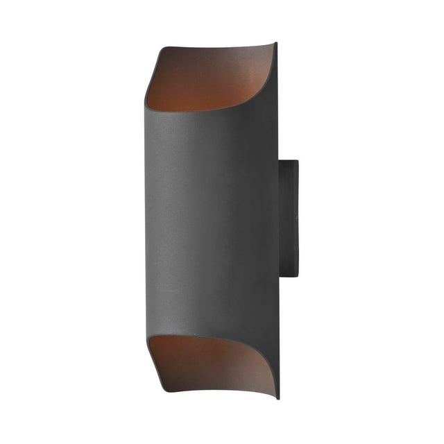 "Flume LED 14"" Tall Wall Lantern"