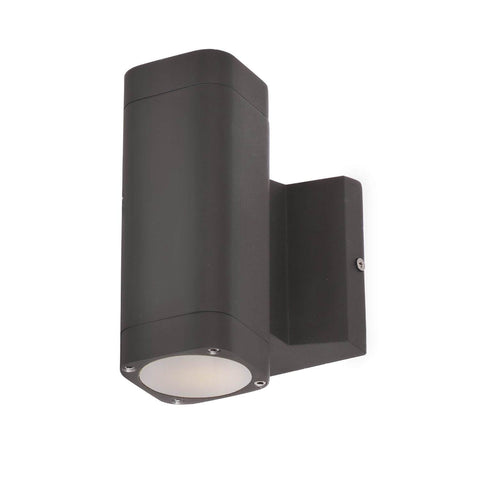 "Flume LED 6.5"" Tall Wall Lantern"
