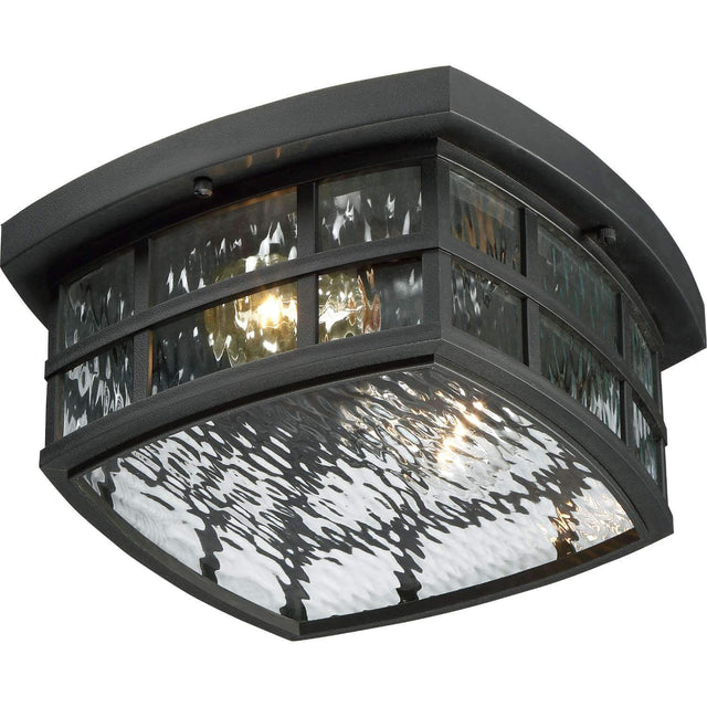 "Hazel 12"" Wide Outdoor Ceiling Light"
