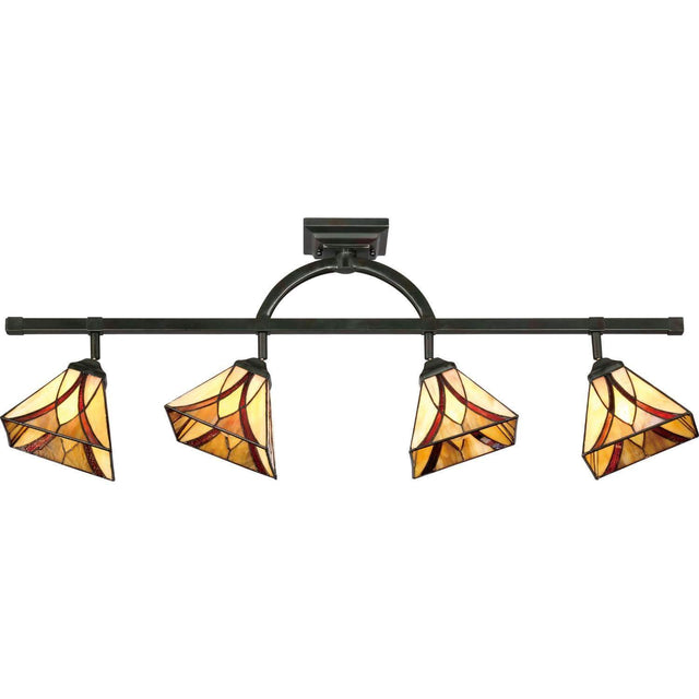 "Honey Run 43.5"" Wide Track Light"