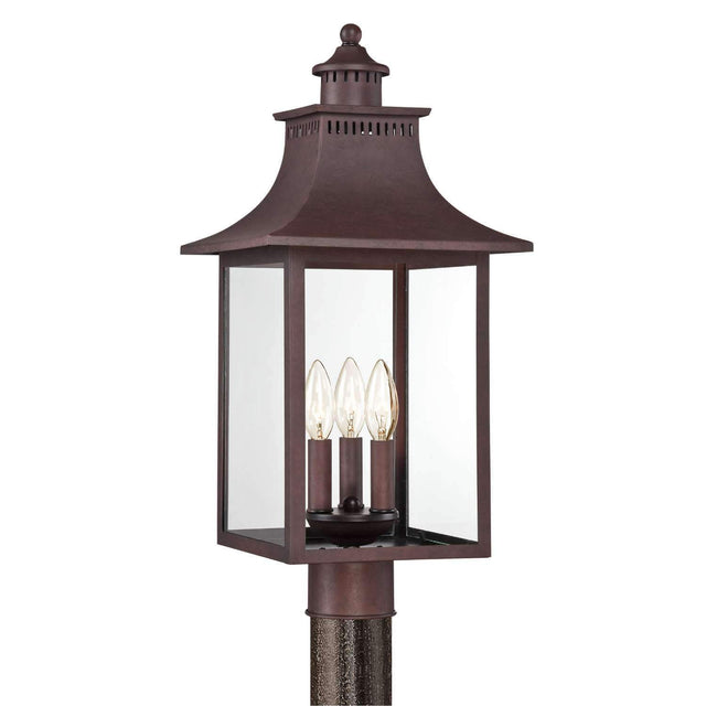 "Mason 22"" Outdoor Post Light"