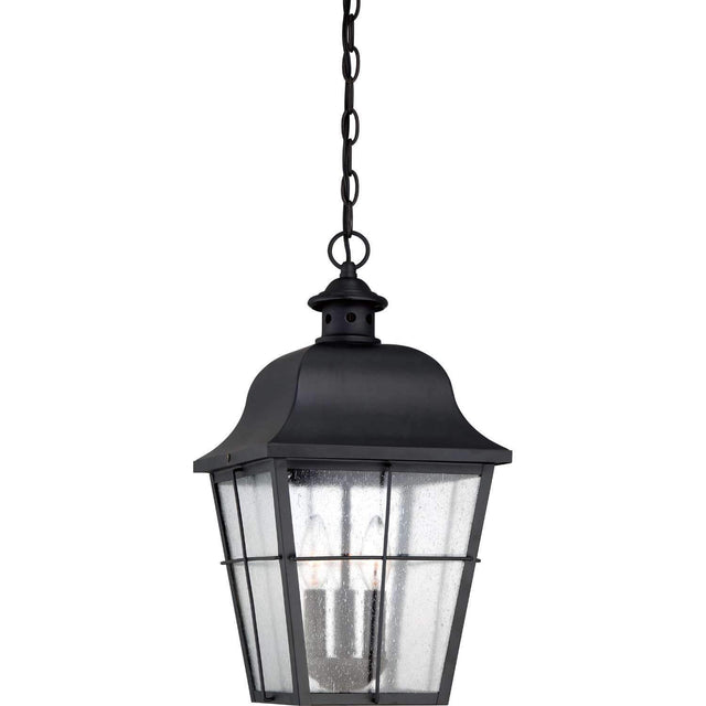 "Old Chico 19"" Tall Outdoor Pendant"