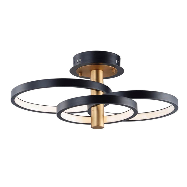 "Skyway 16"" Wide LED Ceiling Light"