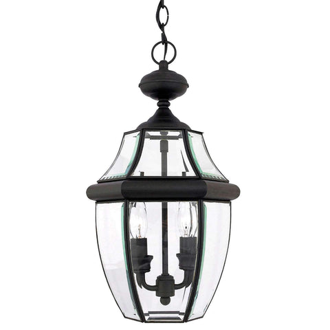 "Yahi 19"" Tall 2 Light Outdoor Pendant"