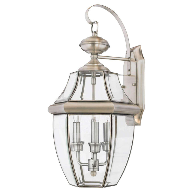 "Yahi 22.5"" Tall Outdoor Wall Lantern"