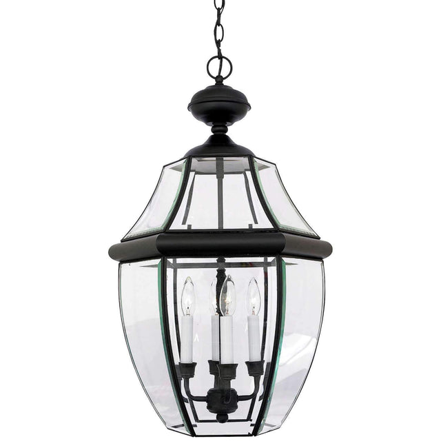 "Yahi 26.5"" Tall 4 Light Outdoor Pendant"