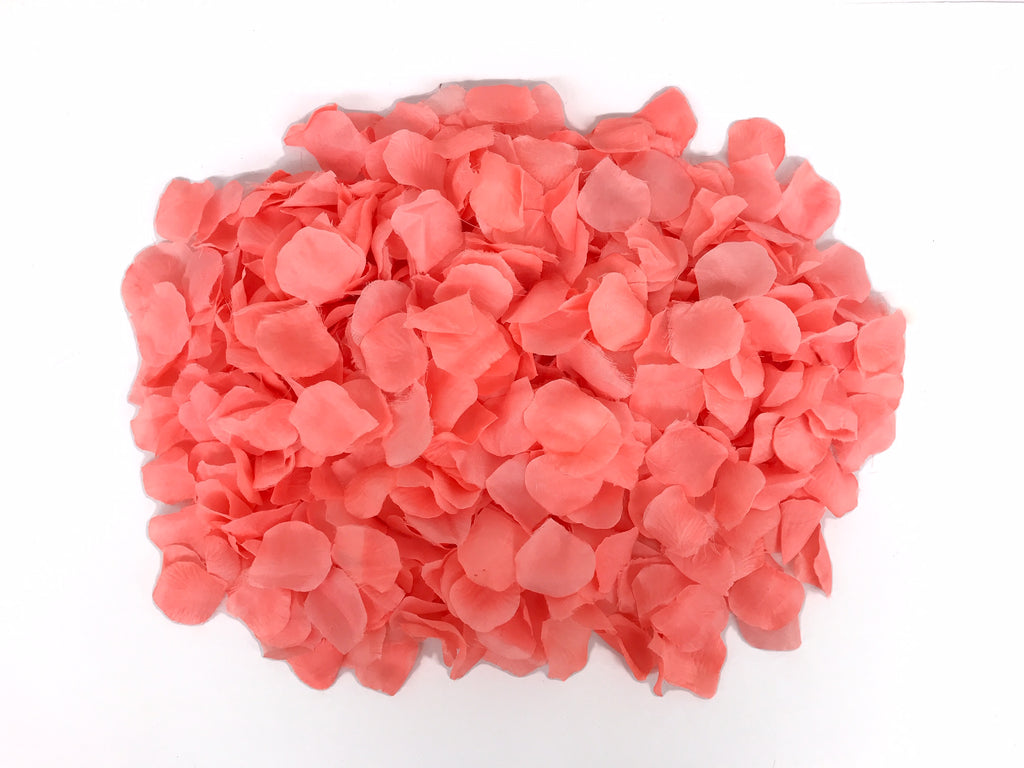 24 inch Pink Rose Petal Wedding Confetti Cannon