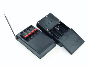 4 Cue Wireless Firing System
