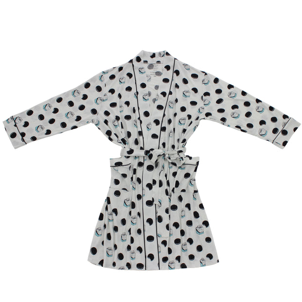 Cookies Bamboo Adult Robe 1