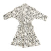 Floral Bamboo Mom Robe