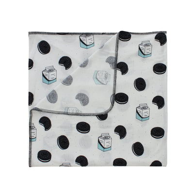 Cookies Bamboo Luxe Swaddle Blanket