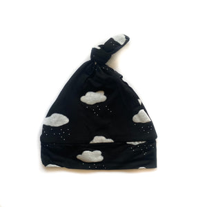Rain Clouds Bamboo Knotted Hat