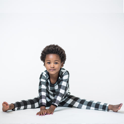 Buffalo Check Toddler Pajamas