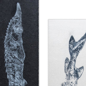 Green Sturgeon Diptych
