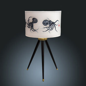 Dance of the Octopus Lamp
