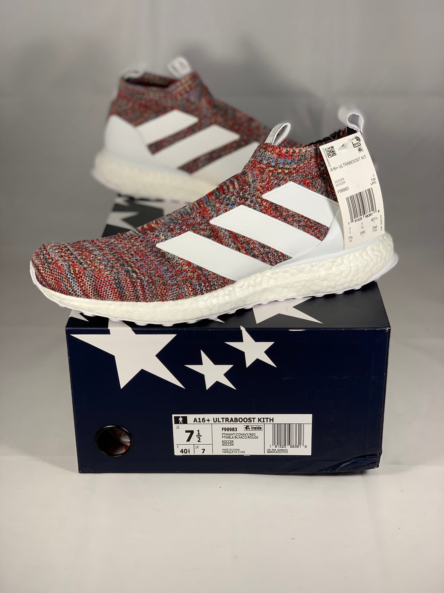 newest 926e6 59433 ADIDAS A16+ ULTRABOOST KITH ...