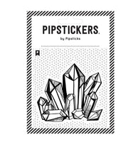 Color In STICKERS- By PIPSTICKERS