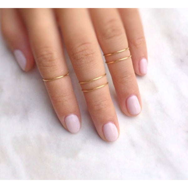Knuckle Ring /Stacking Ring