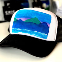Painted Trucker Hats