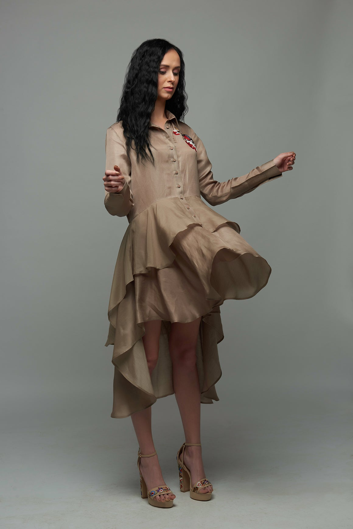 The Perched - Clothcrafte, Dress