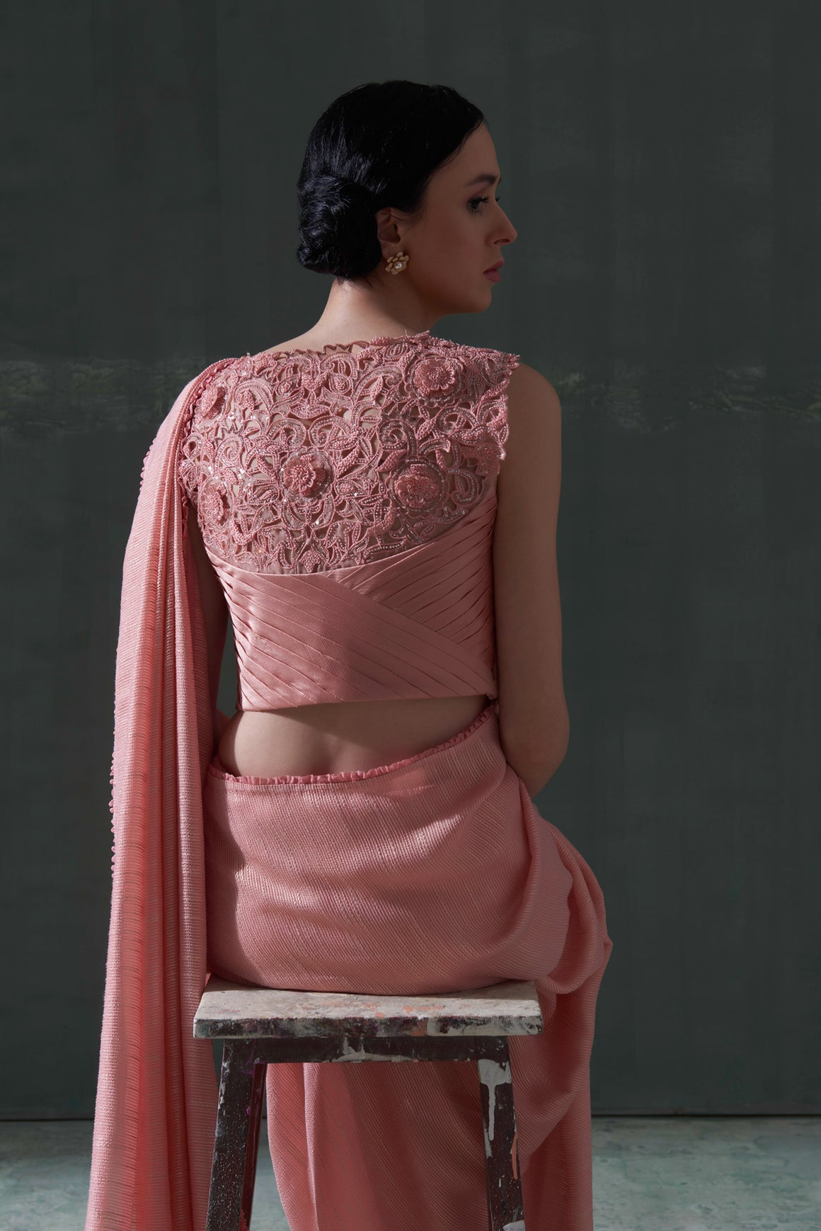 The Maze - Clothcrafte, Saree