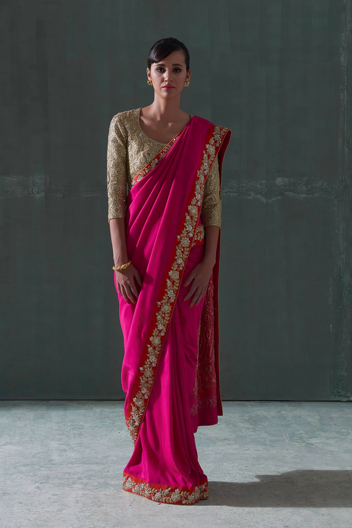 The Pharo - Clothcrafte, Saree
