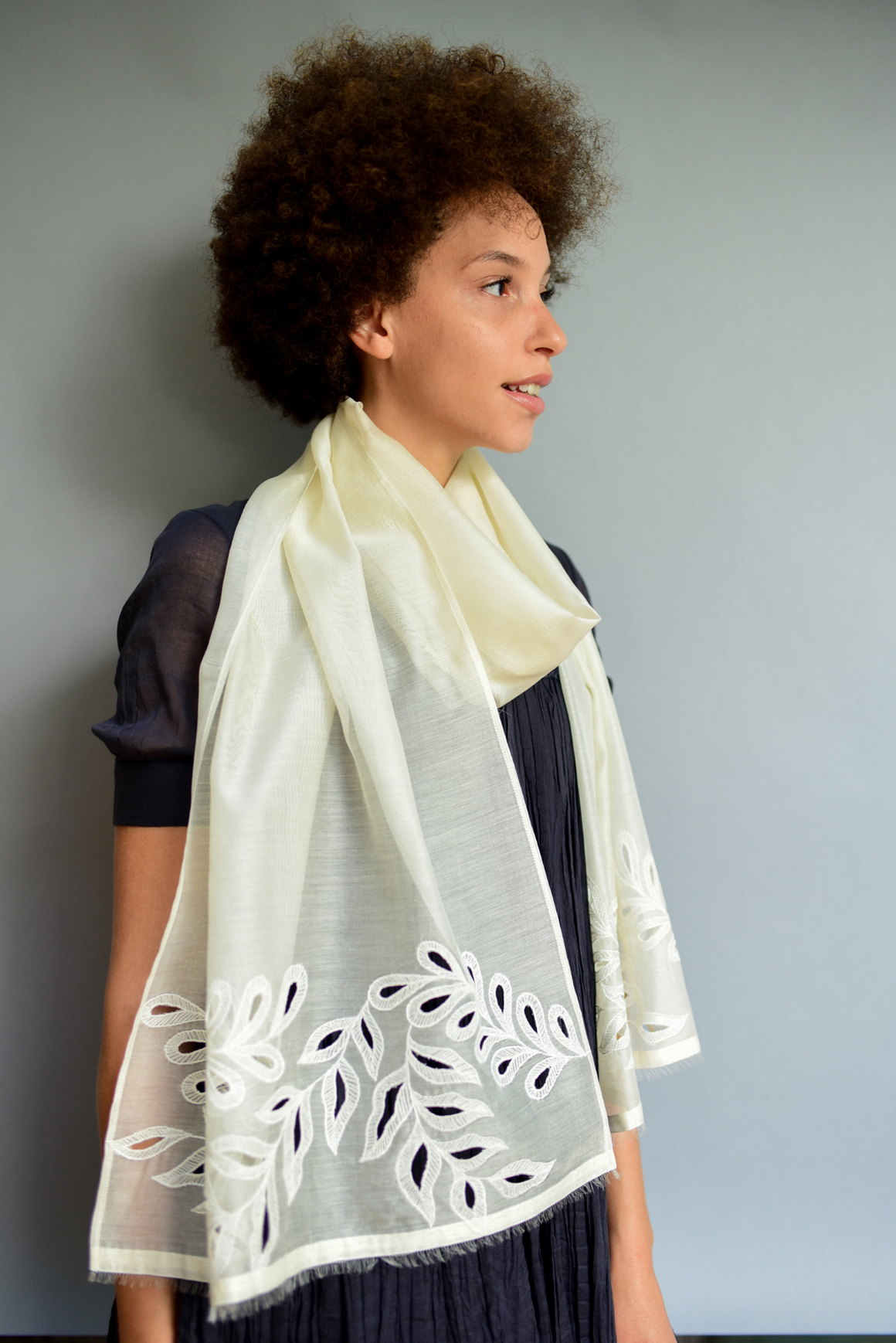 The Sheer Rowan - Clothcrafte, scarves & stoles
