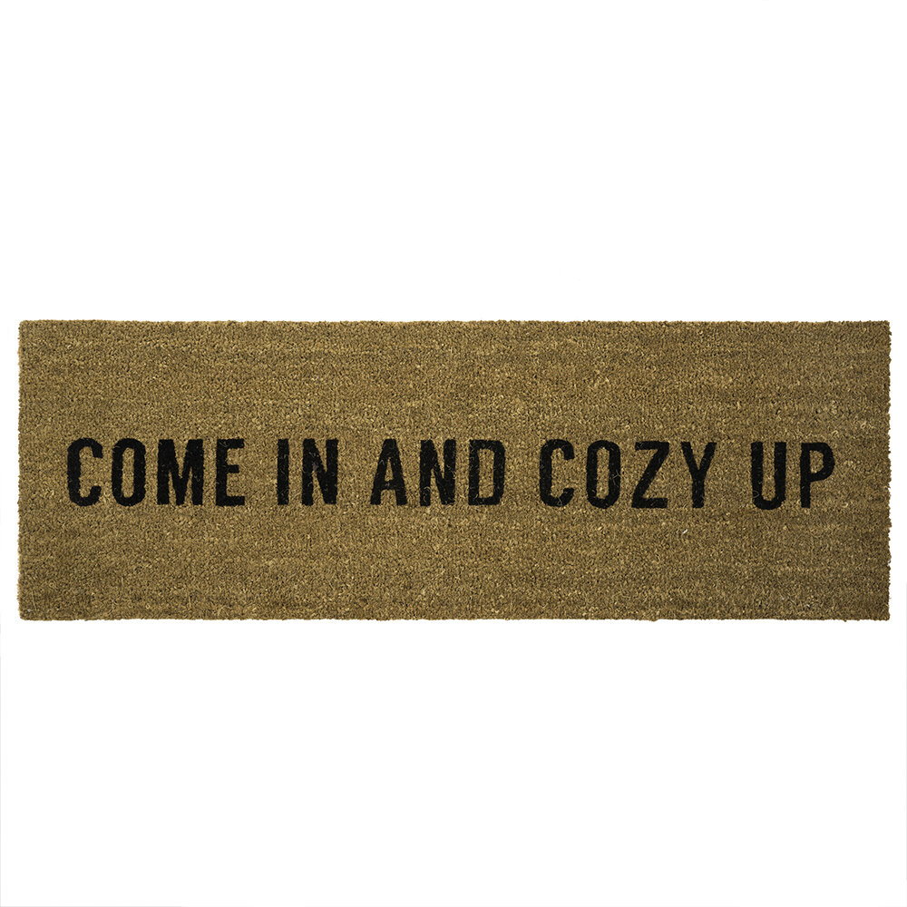 Come In & Cozy Up Doormat