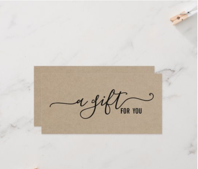 O & A Farmhouse Gift Card