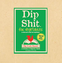Dip Shit Vegetable