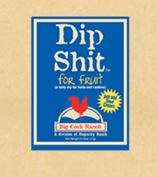 Fruit Dip Shit