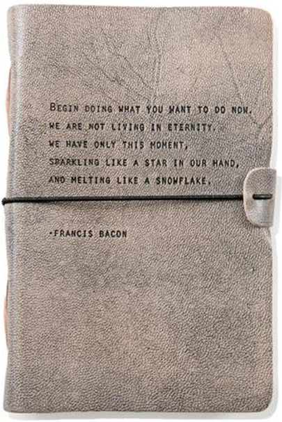 Francis Bacon Artisan Leather Journal