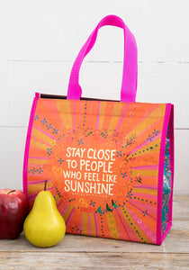 Sunshine Insulated Lunch Bag