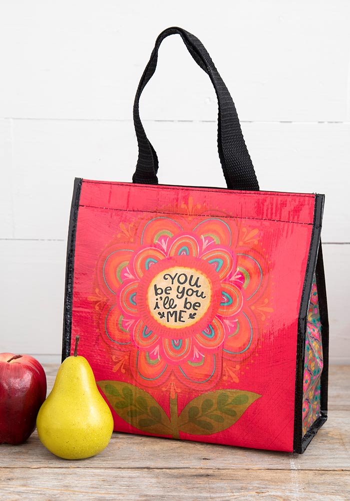 You Be You Insulated Lunch Bag