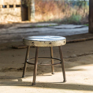 Metal Milking Stool