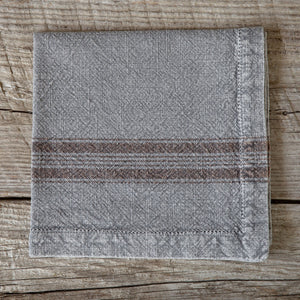 Vintage Wash Cloth Napkin