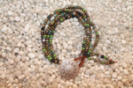 Angeni 4 Strand Beaded Bracelet - Turtle
