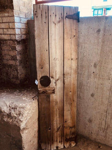 """Ollie"" Outhouse Door"