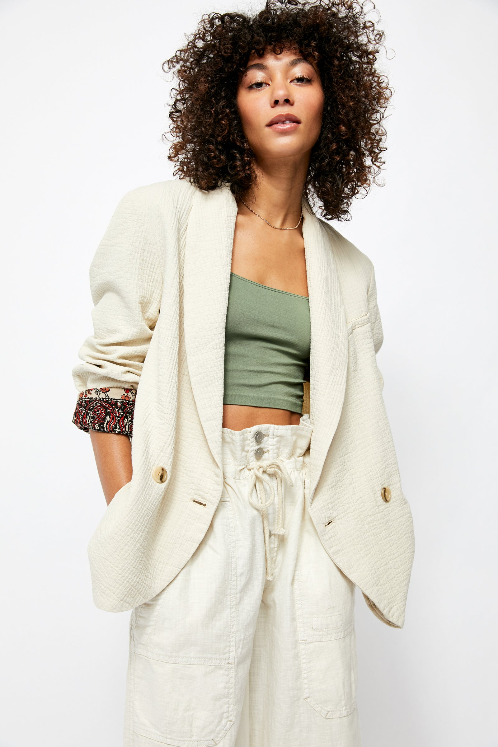 Free People - Rowan Blazer