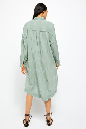 Free People Sahara Sounds Maxi Top