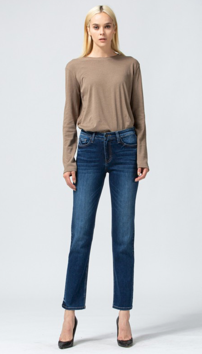 Sadie Straight Cut Jean
