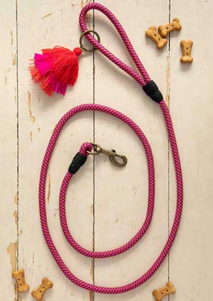 Tassel Dog Leash