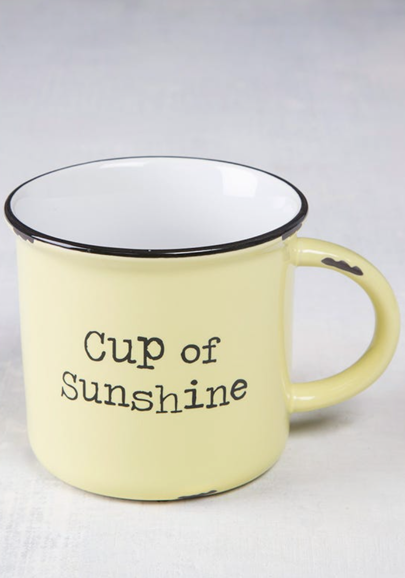 Sunshine Camp Mug