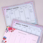 Weekly Desktop Planners