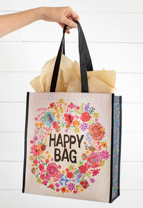 Whimsy Floral Happy Bag