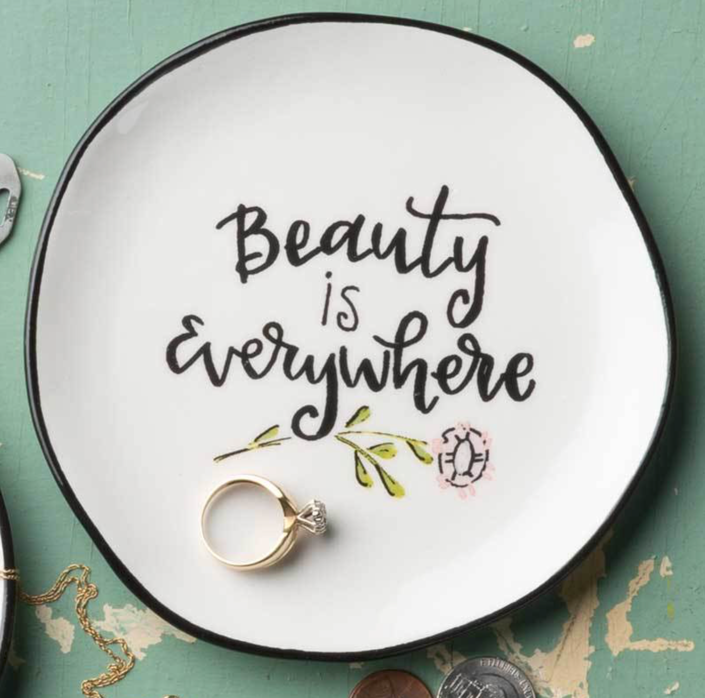 Beauty is Everywhere Trinket Tray