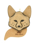Leather Fox Toy