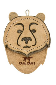 Leather Bear Toy