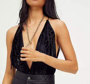 Free People Body Talk Bodysuit