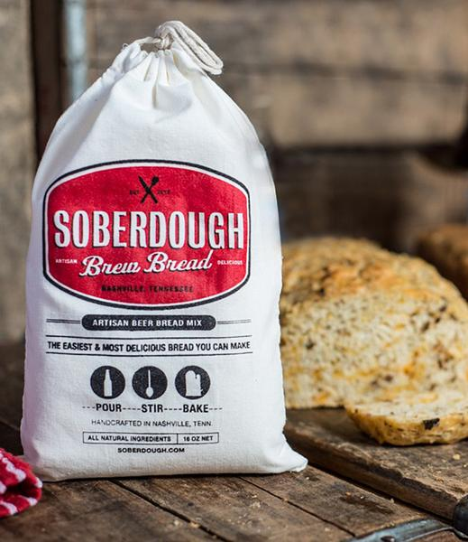 Soberdough Green Chili Cheddar Bread Mix